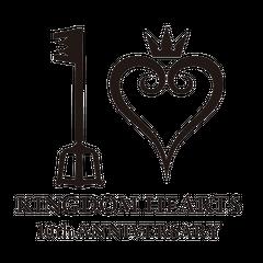 2º logo del 10 aniversario de la saga