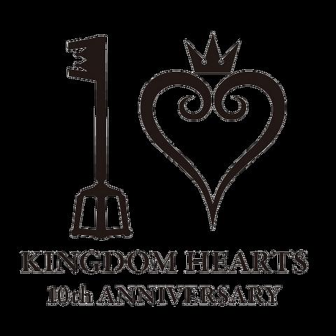 El logotipo del 10th Anniversary