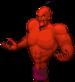 Jafar Genie from COM sprite