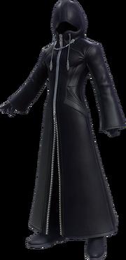 Manteau noir KHIII