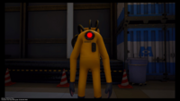 Agent du CDA (Mission photo) Kingdom Hearts III