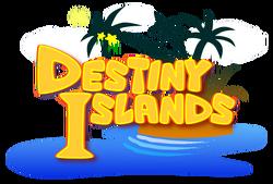 Destiny Islands Logo KH