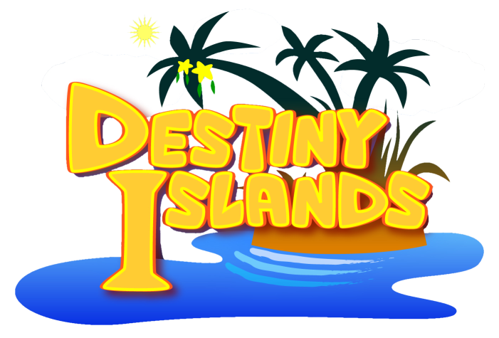 Image result for destiny islands logo