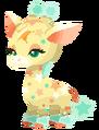 Giraffestar (Jaune) KHUX