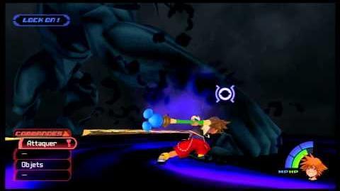 Kingdom Hearts -HD 1.5 ReMIX- Combat contre Darkside