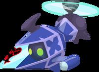 Blue Gummi Thruster