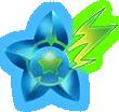 Fragment d'étoile