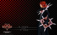Kingdom Hearts 358-2 Days (Organization 13 - Member VIII Axel)