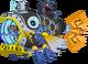 Submarine Carp KHX