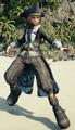 Sora (Pirate) Forme ultime KHIII