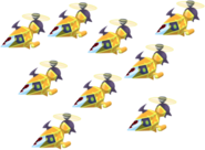 Yellow Copter Fleet KHX
