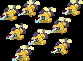 Yellow Copter Fleet KHX