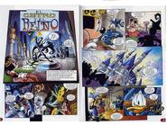 El Cetro y el Reino Page 1+2