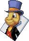 Jiminy from COM talk sprite