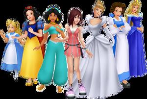 Princesses de coeur