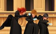 Riku Turns Into Ansem 01 KHD