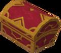 Coffre rouge Colisée de l'Olympe