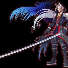 Artwork de Sephiroth