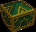 Coffre vert Agrabah