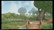 Forêt des Rêves Bleus Emblème Fétiche 1