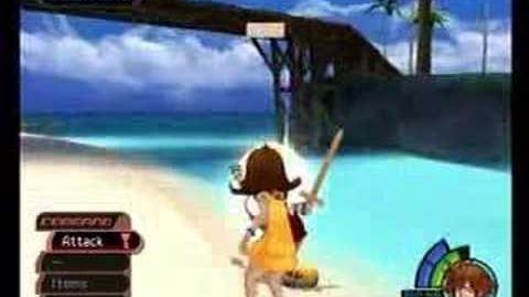 Kingdom Hearts Selphie