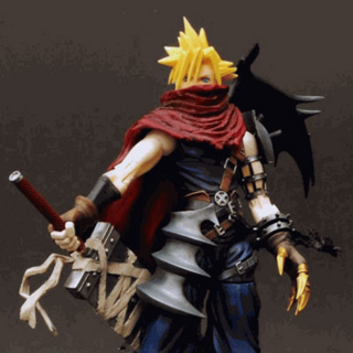 Cloud Strife ~ Series Two