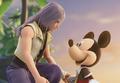 KHII Riku and Mickey.png