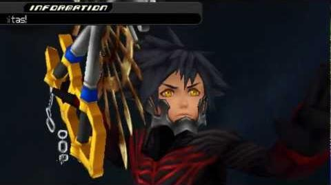 Kingdom Hearts BBS - Unmasked Vanitas (Final Boss, Ven's Story) *No Damage CM*