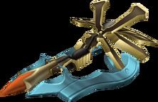 Keyblade Glider (Terra)
