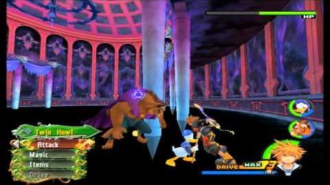 Kingdom Hearts 2 Final Mix - Shadow Stalker(English,Critical)-No Damage-