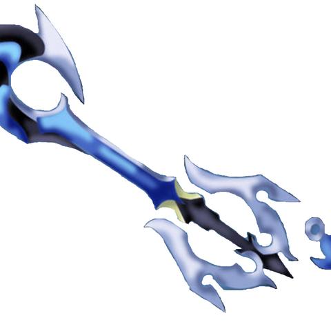 Representación de Leviatán (Llave Espada y Llavero)