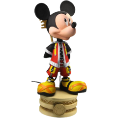 Figura Headknocker del Rey Mickey.