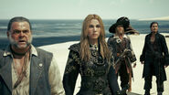 KHIII Caribbean Gibbs Elizabeth Barbossa and Will