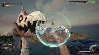 Kingdom Hearts III Expert Combat contre le Rapace enragé
