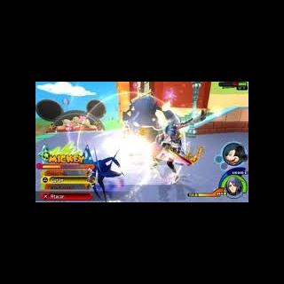 Nexo-D de Mickey con Aqua