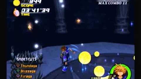 Kingdom Hearts 2 All Drive Forms Cerebus Cup