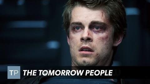 The Tomorrow People - Death's Door Clip