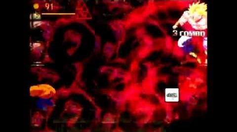 Broly & Goku Vs Giygas