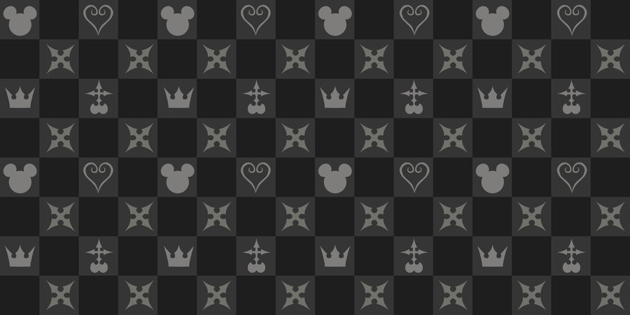Image Kingdom Hearts Pattern By Bebenciukasg Kingdomhearts3d