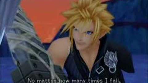 KH Ultimate Team-Up Seifer & Sephiroth vs. Leon & Cloud+
