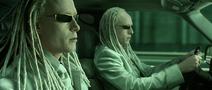 Matrix Reloaded Twins