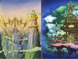 Castle Oblivion/Land of Departure