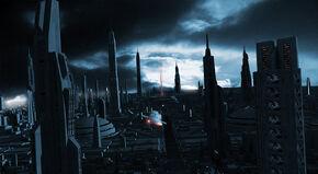 Dark City by devil2k3