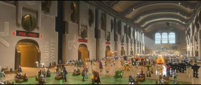 Game Central Station