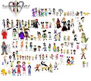 Kingdom hearts 3 teams by tomyucho-d35gqjc