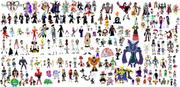 Kingdom hearts 3 villains 1 by tomyucho-d48k3s2