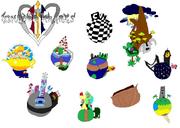 Kingdom hearts 3 worlds 2 by tomyucho-d4kg6uq