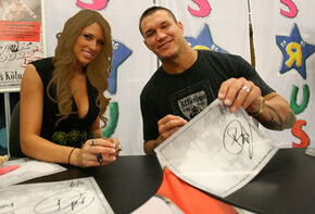 Randy & Raea 2005