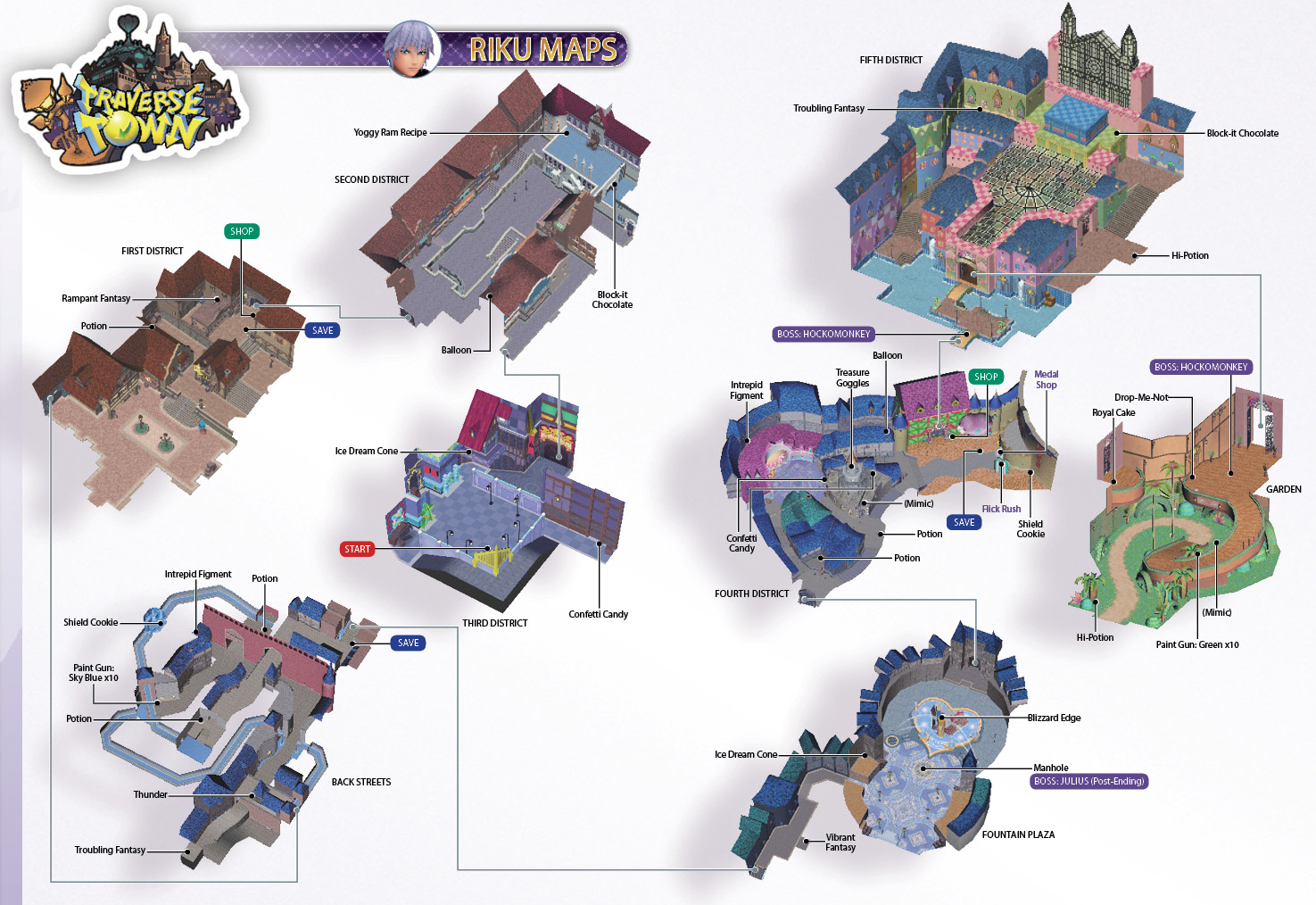 Imagen traverse town map 2g kingdom hearts fannon wiki traverse town map 2g gumiabroncs Images