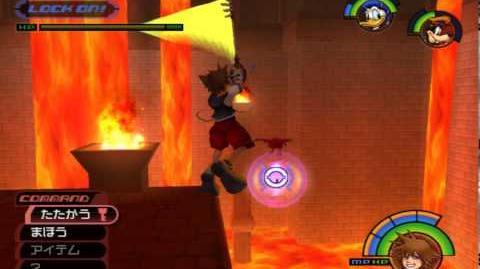 Let's play Kingdom Hearts Final Mix Parte 21 - Terminando Agrabah